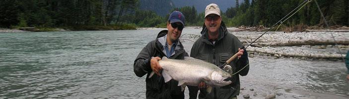 Salmon Fishing « Great River Fishing Adventures