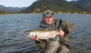 Harrison River Fishing