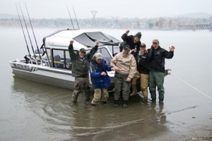 Sturgeon Fishing, Vancouver, World Sturgeon Classic, Chilliwack, Fly Fishing