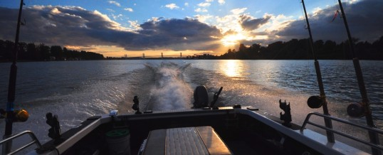 Fishing Report for Fraser River & Tributaries May 28