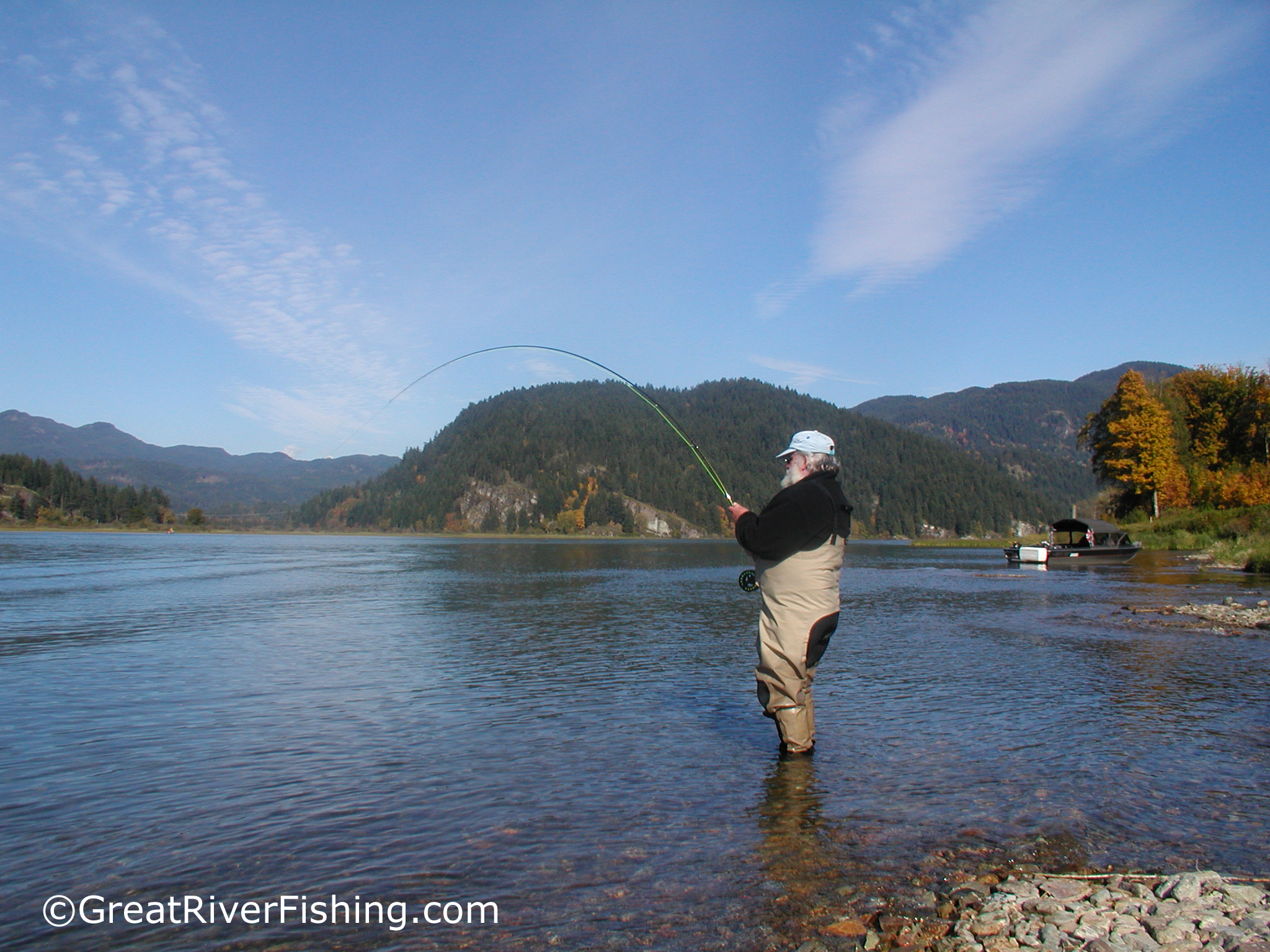 Fishing report vancouver fraser valley 01 10 12 for Fraser river fishing
