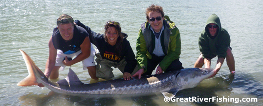 Fishing Report – Vancouver & Fraser Valley 26-11-12