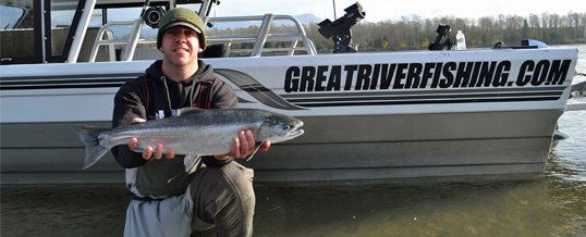 Fishing Report – Vancouver & Fraser Valley 10-11-12