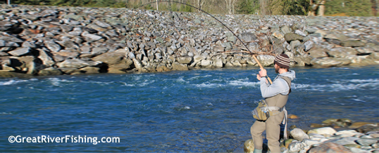 Fishing Report – Vancouver & Fraser Valley 07-01-13