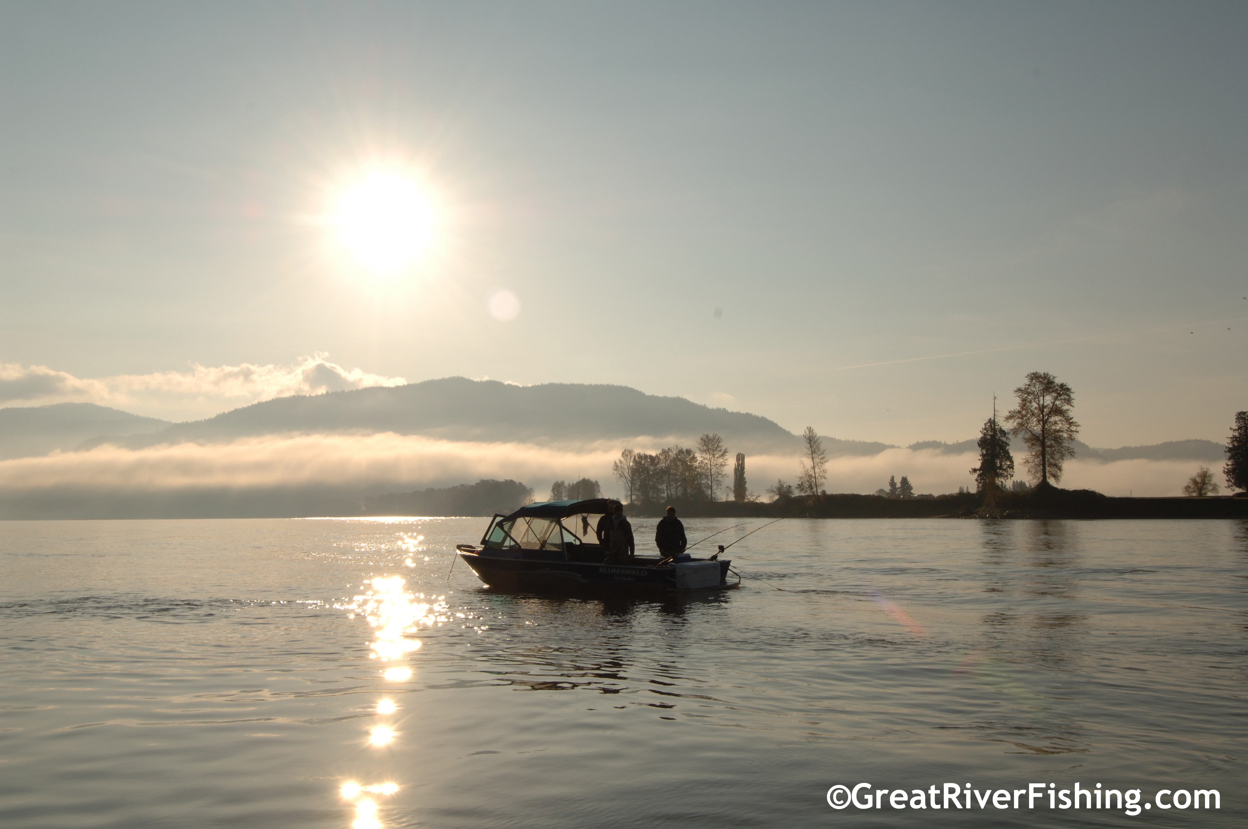 Fishing report vancouver fraser valley 30 01 13 for Fraser river fishing