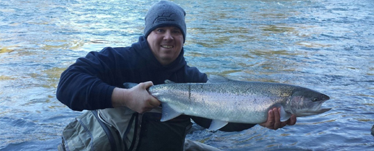 Fishing Report for Vancouver and the Fraser Valley – Feb 18, 2014