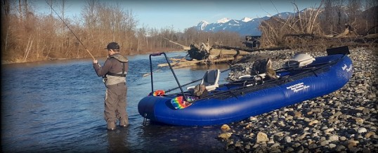 Fishing Report for Chilliwack to Vancouver – January 20, 2018