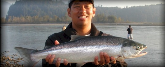 Special Announcement – Salmon Opening on the Fraser – August 7th
