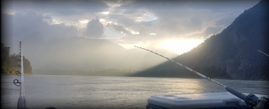 Fishing Report for Chilliwack to Vancouver – October 6, 2018