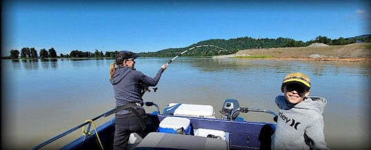 Fishing Report for Chilliwack to Vancouver – June 15, 2021